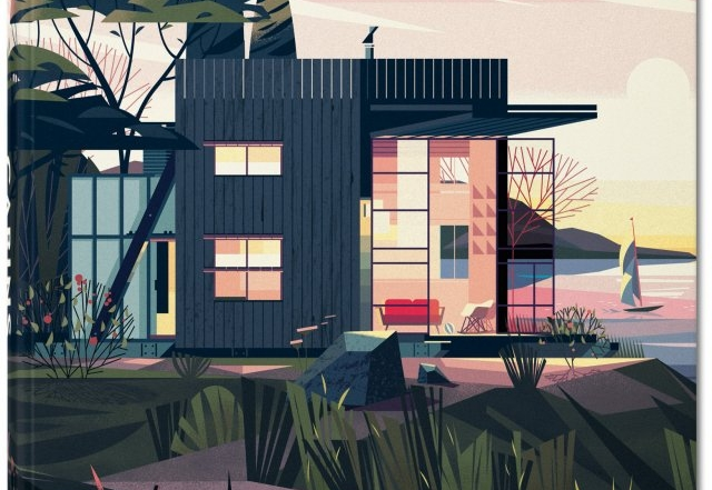 Taschen cabins 2by4-architects