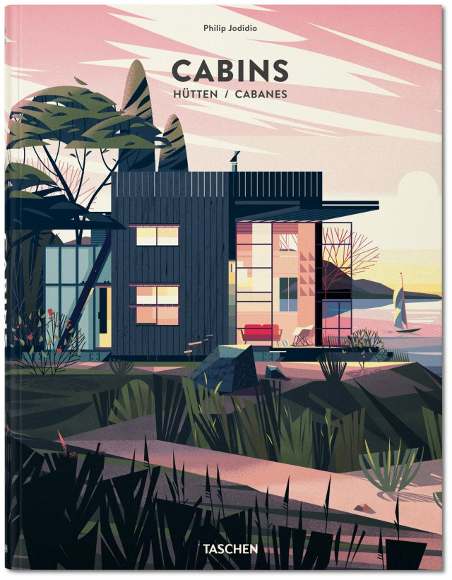 Taschen book cabins nl