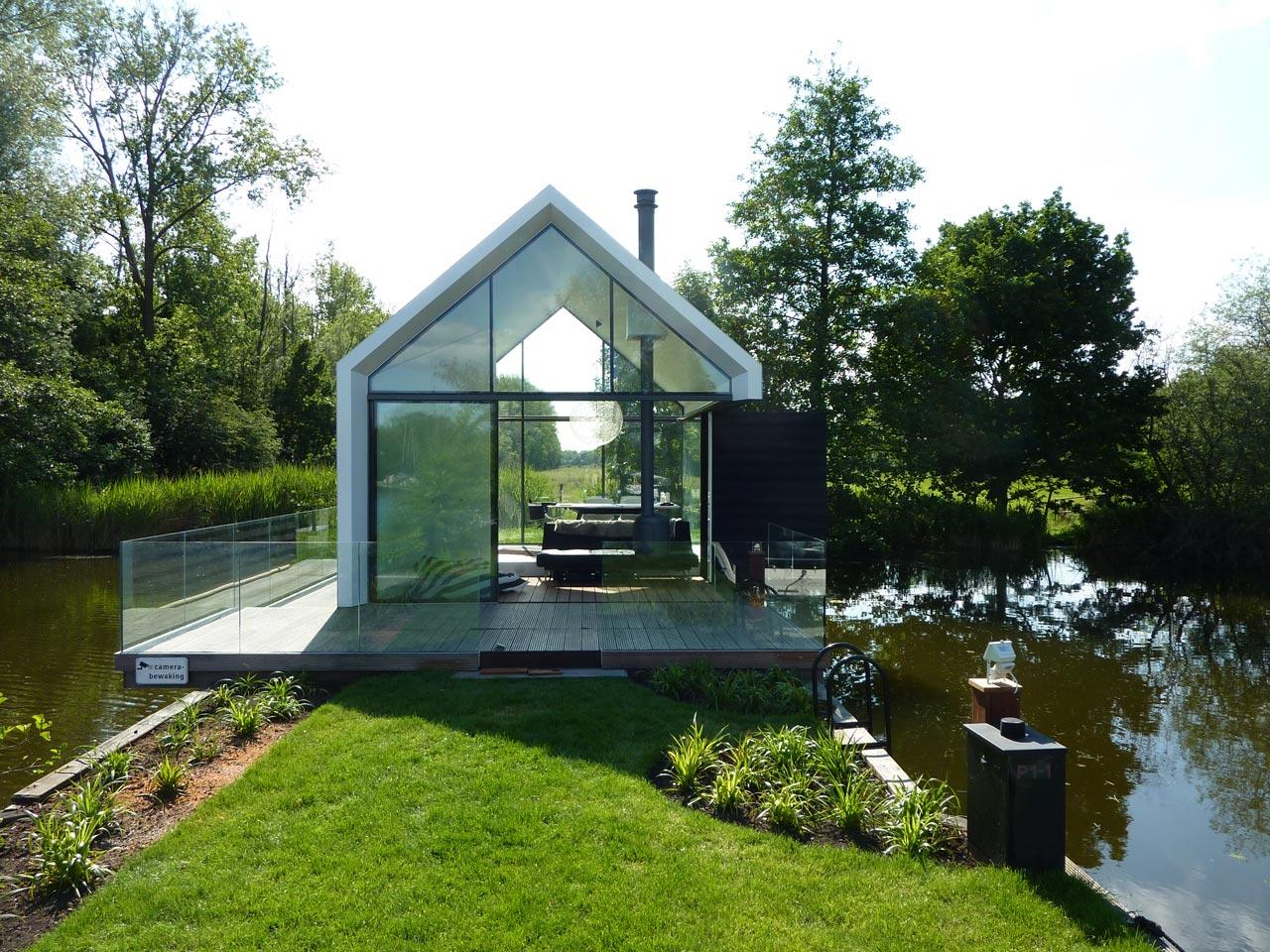 Zomerhuis-Eiland huis op HGTV nl