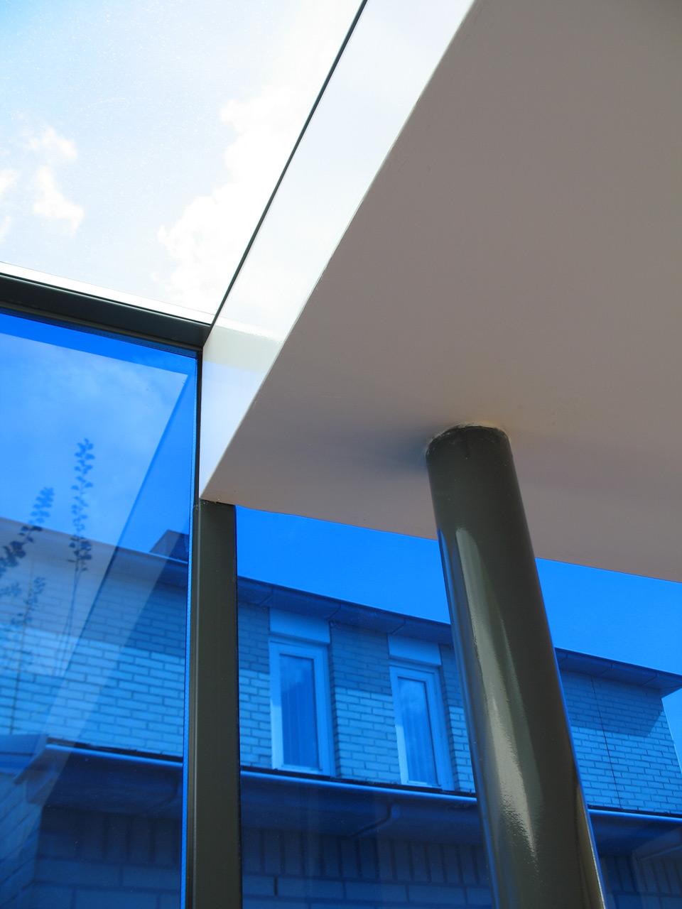 Art studio-skylight