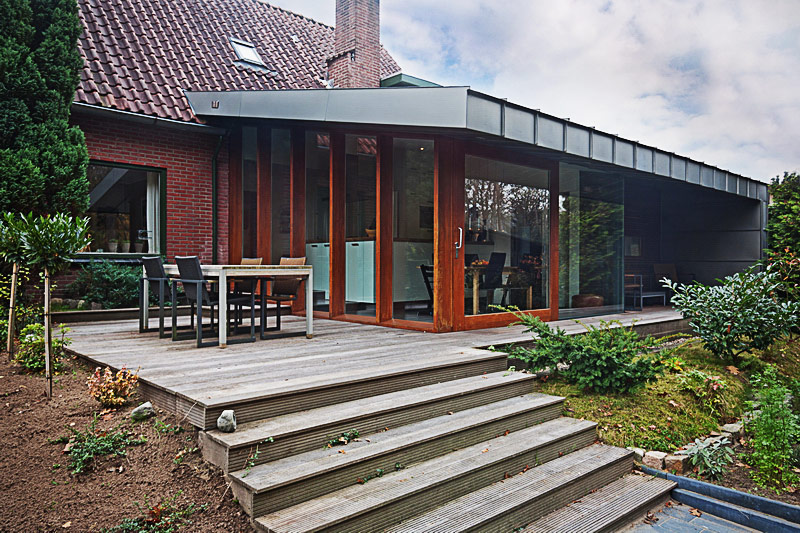 Villa extension