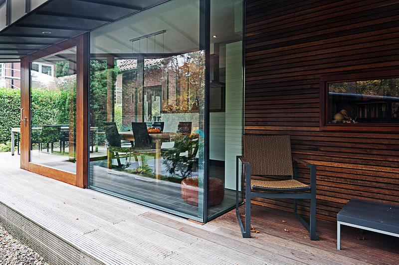 Villa extension-exterior