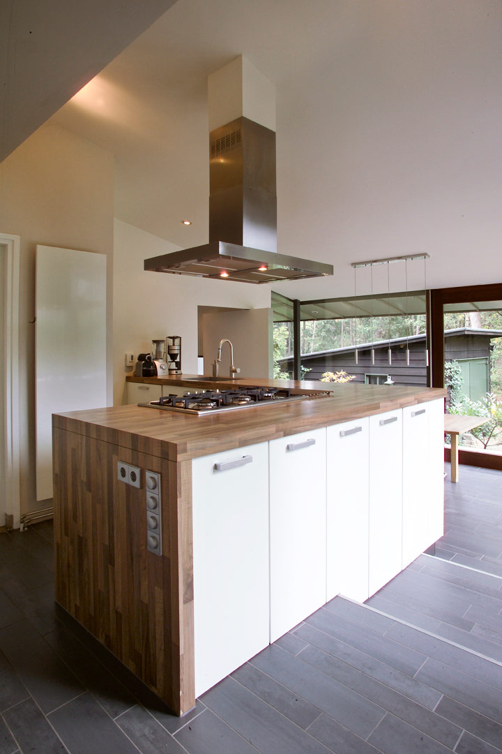 Villa extension-kitchen