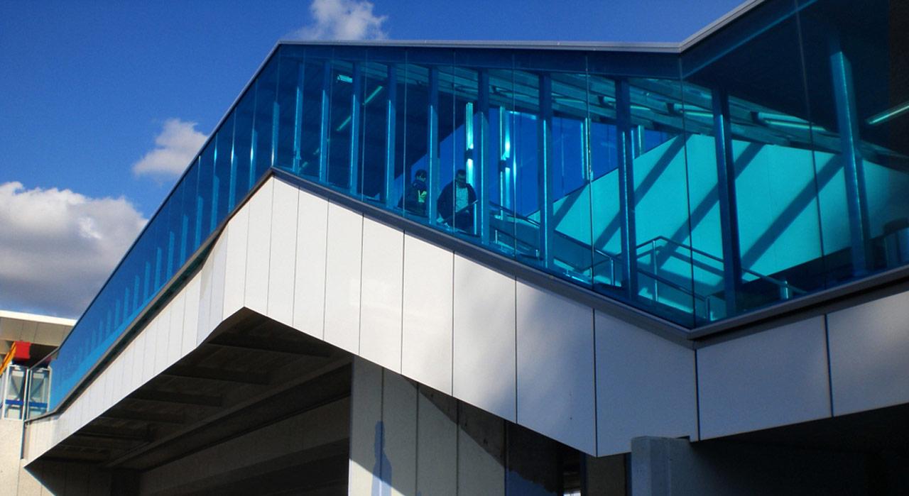Corridors Slinge-Exterior Overview