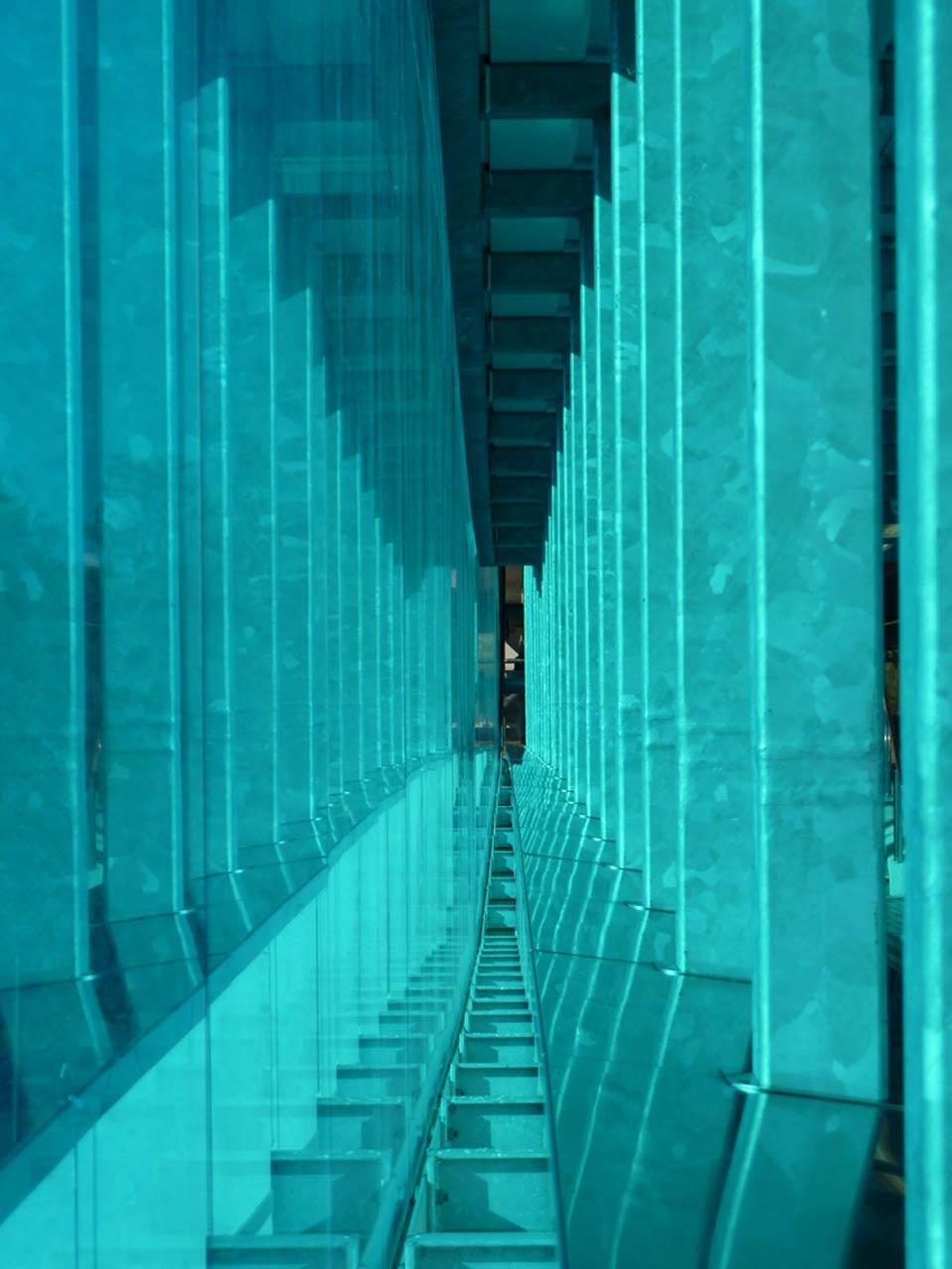 Corridors Slinge-Facade