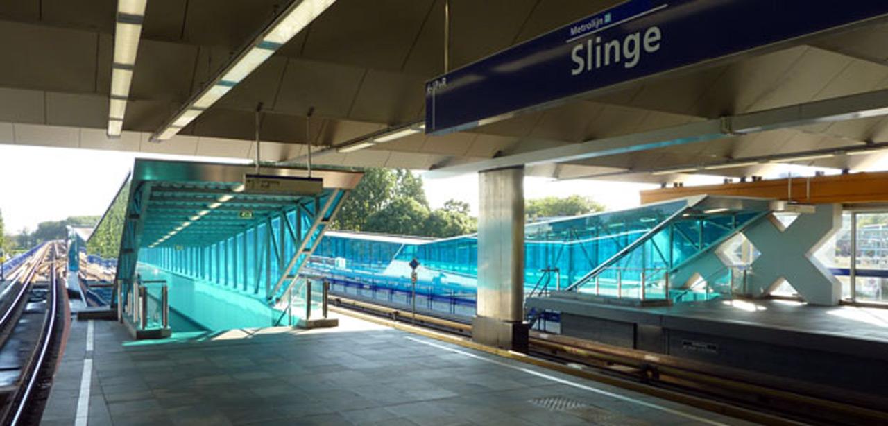 Corridors Slinge-Overview