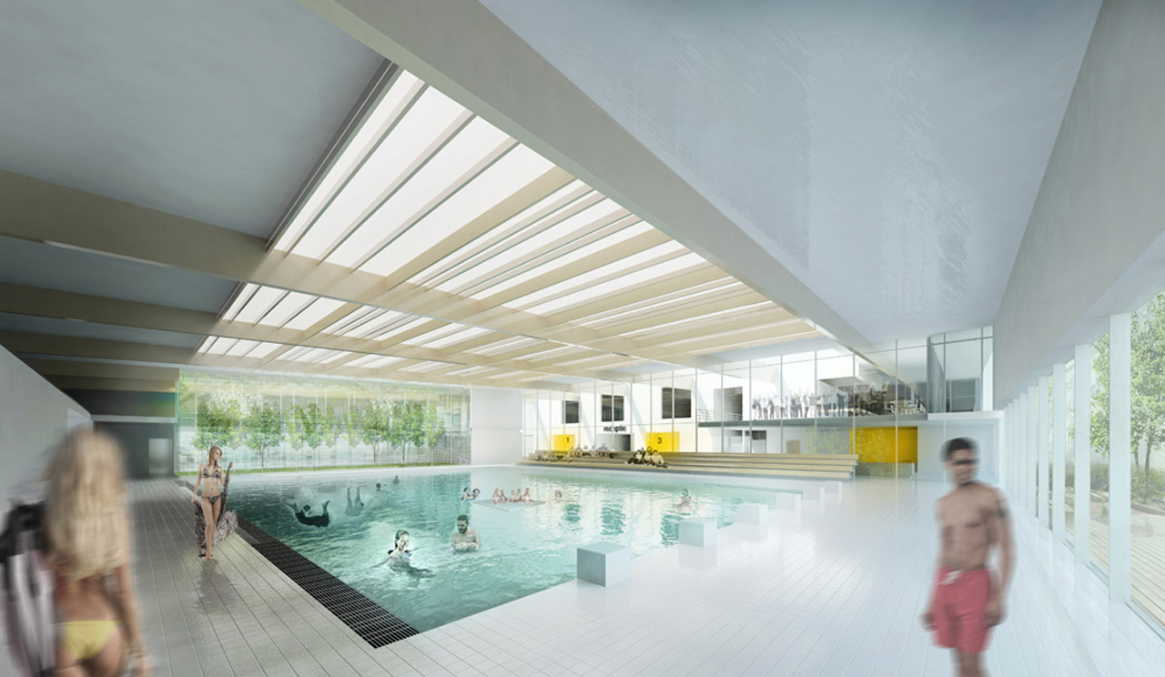 MFA Rozenburg-Swimming Pool