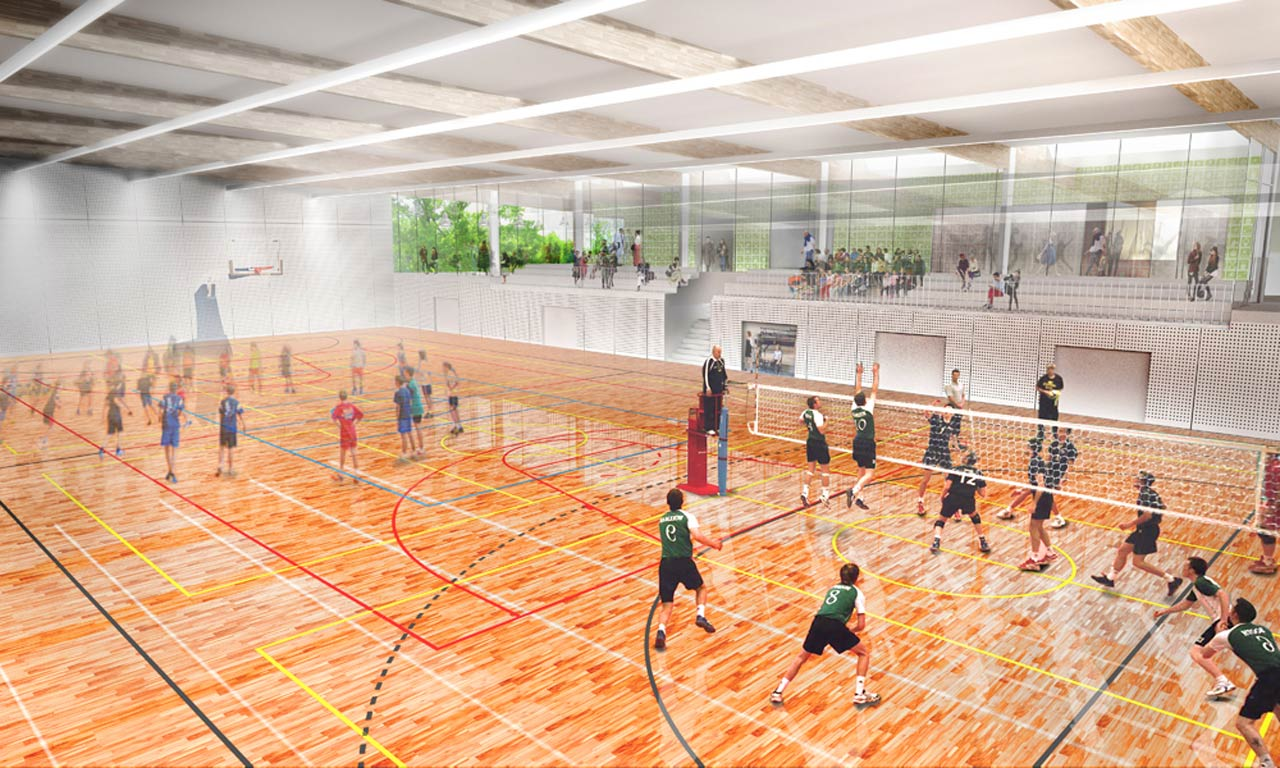 MFA Rozenburg-Sports Hall