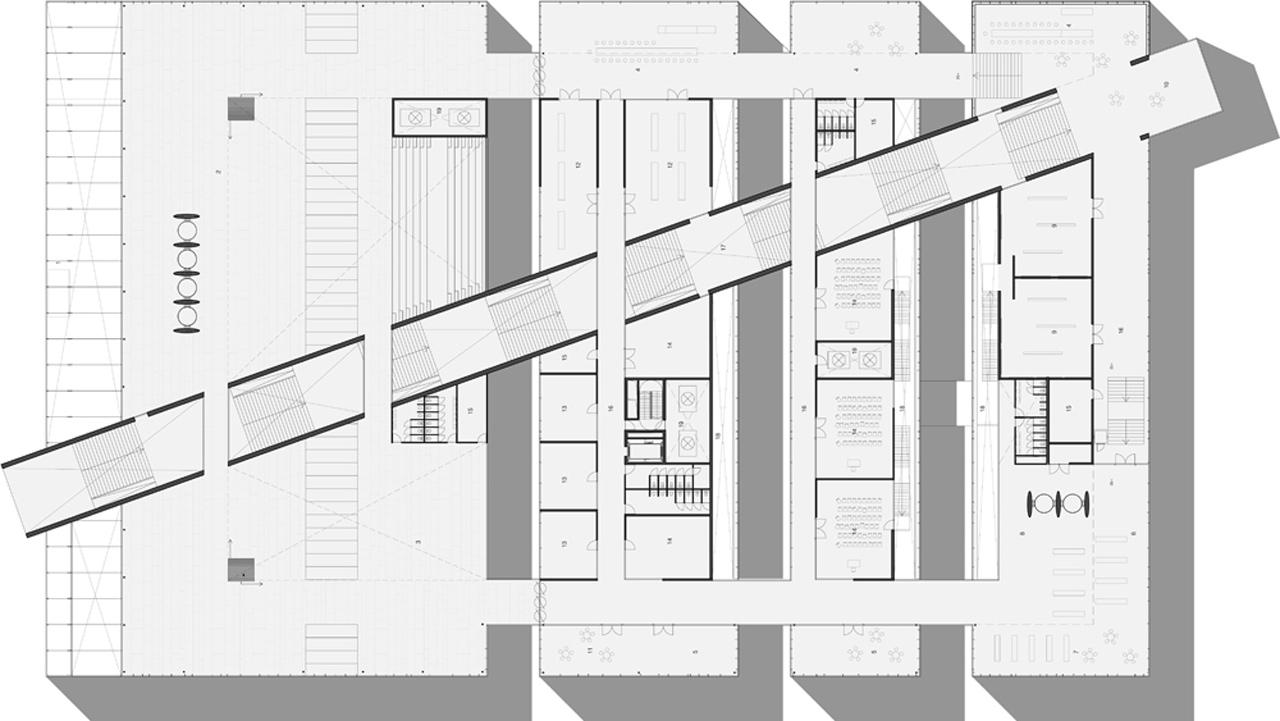 MOMA Warsaw-Floorplan