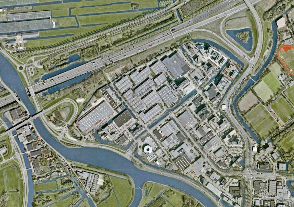 2by4-Prijsvraag 'Goudse Poort'-Google earth view