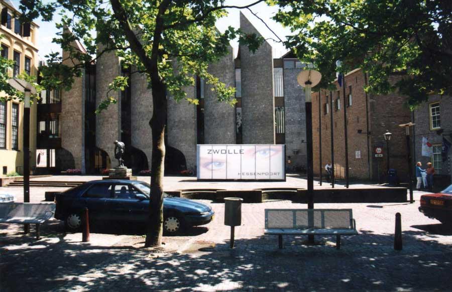 Art Paviljoen-exterieur