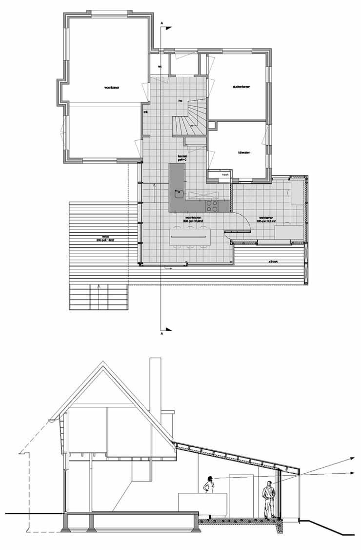 2by4-villa-uitbreiding_ontwerp