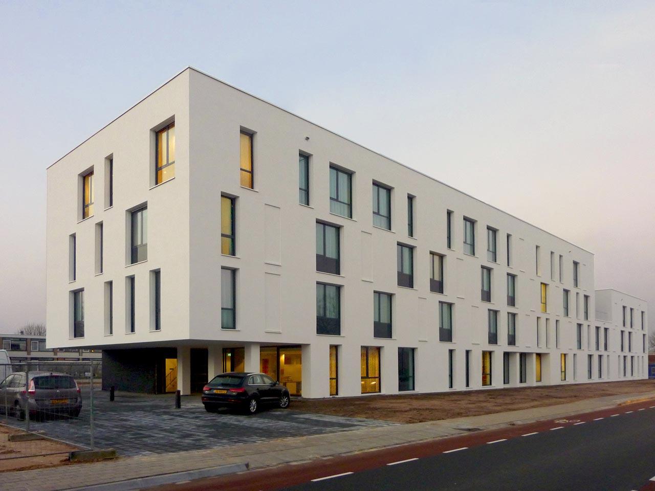 Eltheto Gezondheidscentrum en huisvesting-Bouwdeel 03 (opgelevered)