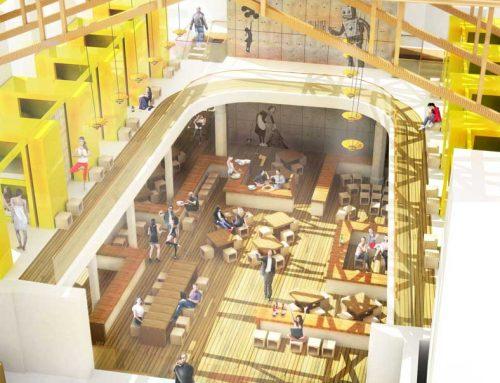 Budget hotel Tivoli naar tweede ronde