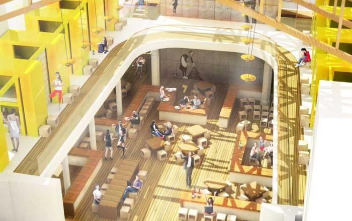 Budget Hotel Tivoli to next fase