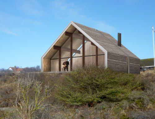 New project: Dune villa Terschelling