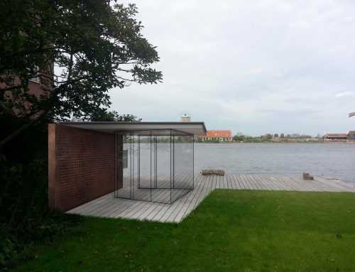 New project: Garden Pavilion in Zaandijk