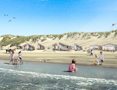 New project: 50 beach houses in Petten