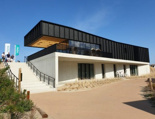 Qurios Zandvoort – Visitor Centre
